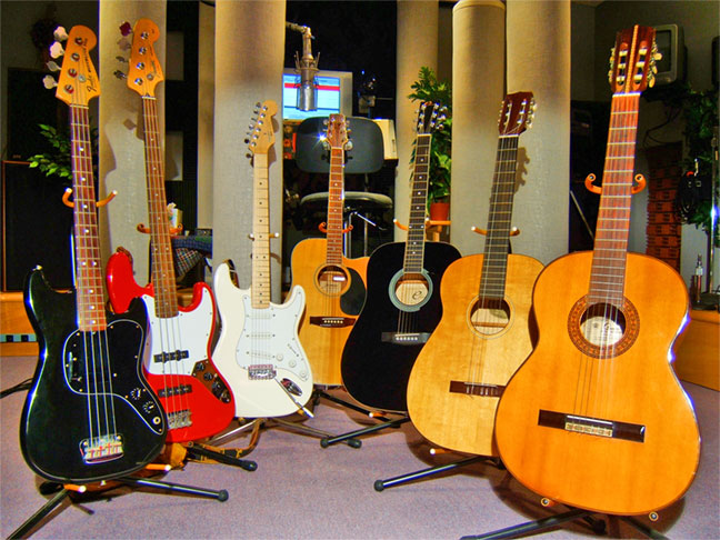 best-guitars-in-india
