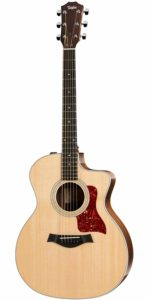 Taylor 214ce Deluxe Grand Auditorium - Natural, Rosewood Back & Sides