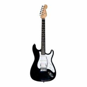 Vault ST1RW Strat Style Electric Guitar - Black