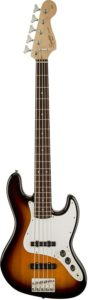 Fender Squier Affinity Jazz 5-Strings Bass Guitar