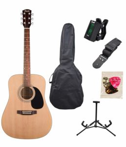 Fender Squier SA-105 Acoustic Guitar Kit