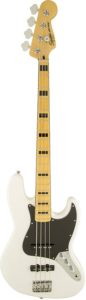 Fender Squier Vintage Modified Jazz Bass '70S, Olympic White