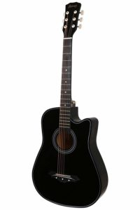Juarez Acoustic Guitar, 38 Inch Cutaway