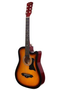 JUAREZ JRZ38C Right Handed Acoustic Guitar
