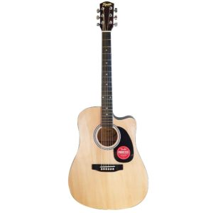 Fender SA-150C dreadnought Squier Guitar
