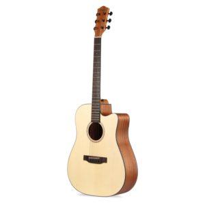Donner DAG-1C Beginner Acoustic Guitar